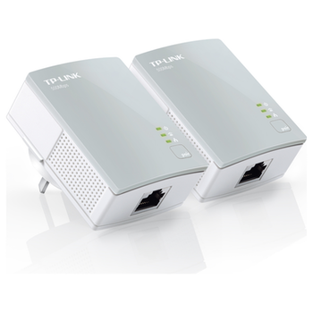 Product image of TP-LINK AV600 Powerline Ethernet Adapter Starter Kit - Click for product page of TP-LINK AV600 Powerline Ethernet Adapter Starter Kit