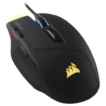 Product image of Corsair Gaming Sabre RGB Optical Gaming Mouse - Click for product page of Corsair Gaming Sabre RGB Optical Gaming Mouse