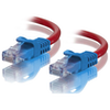 A product image of ALOGIC CAT6 2m Crossover Cable Red