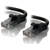 A product image of ALOGIC CAT6 3m Network Cable Black