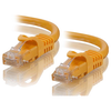 A product image of ALOGIC CAT6 5m Network Cable Yellow