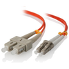 A product image of ALOGIC 20m LCSC Multi Mode Duplex LSZH Fibre Cable 62.5/125 OM1