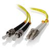 A product image of ALOGIC 2m LCST Single Mode Duplex LSZH Fibre Cable 09/125 OS2