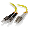 A product image of ALOGIC 10m LCST Single Mode Duplex LSZH Fibre Cable 09/125 OS2