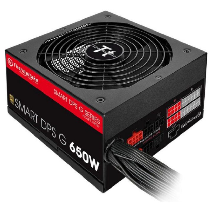 Thermaltake Smart Dps G 650w 80plus Gold Power Supply