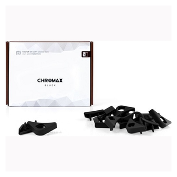 Product image of Noctua Chromax Black Anti Vibration Pads (16 Pack) - Click for product page of Noctua Chromax Black Anti Vibration Pads (16 Pack)