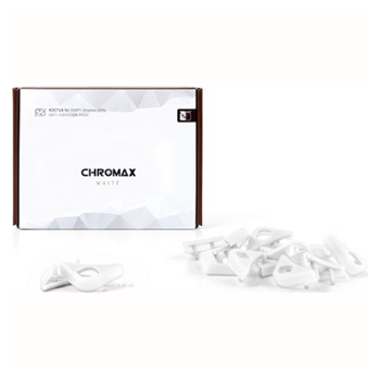 Product image of Noctua Chromax White Anti Vibration Pads (16 Pack) - Click for product page of Noctua Chromax White Anti Vibration Pads (16 Pack)