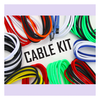A product image of GamerChief Sleeved Cable Kit