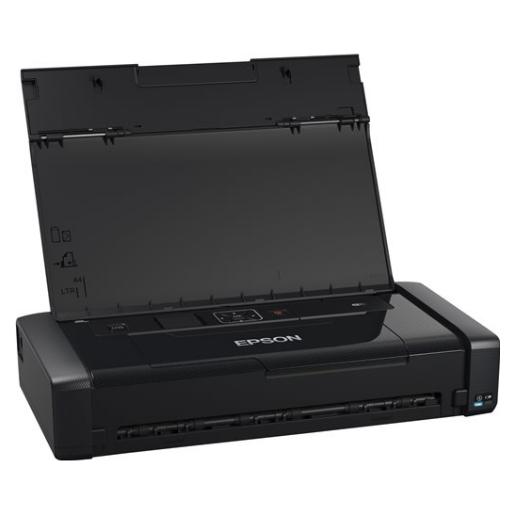 Epson Workforce 100 Portable Printer C11ce05501 Ple