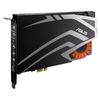 A product image of ASUS Strix Soar 7.1 PCIe Sound Card