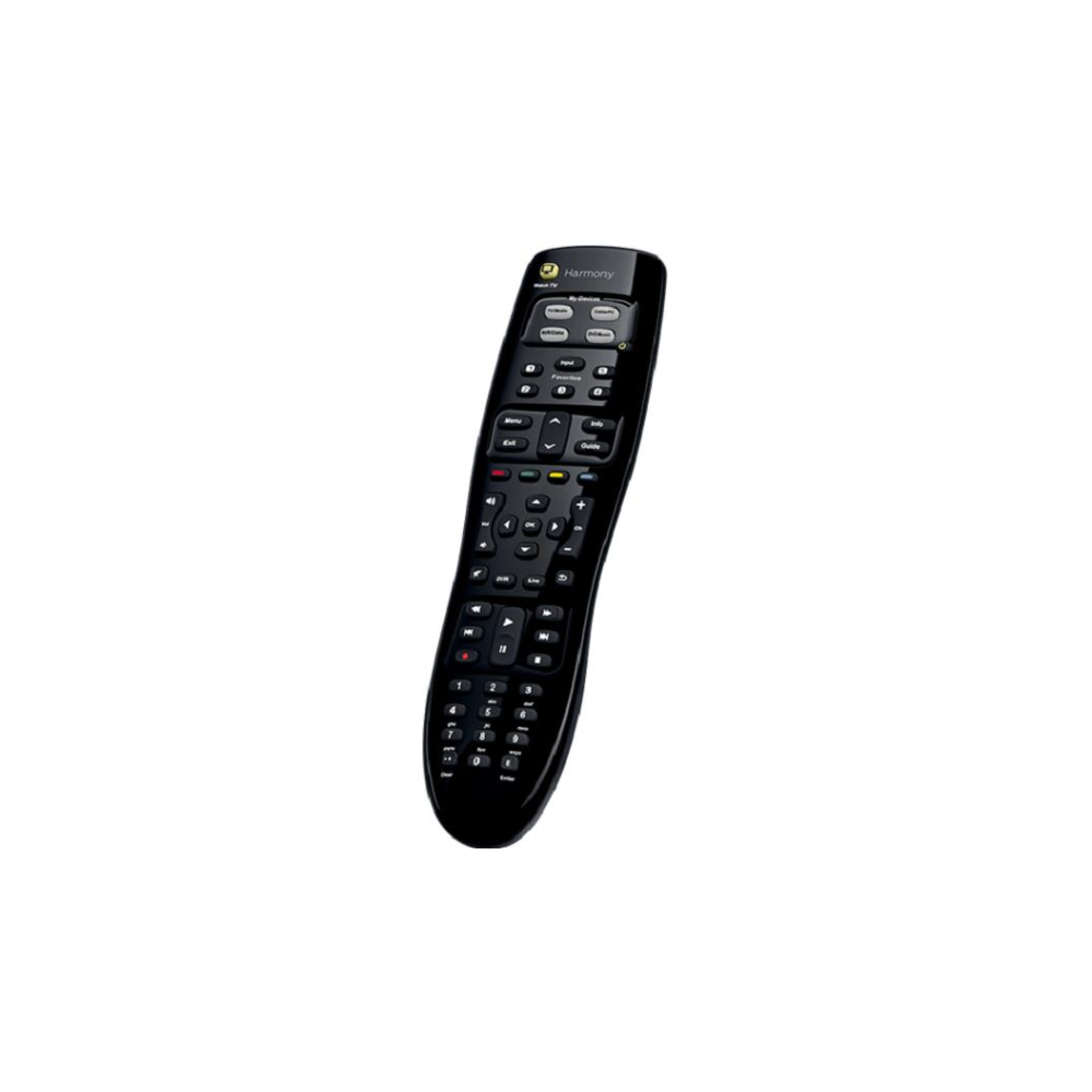A large main feature product image of Logitech Harmony 350 Universal Remote