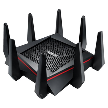 Product image of ASUS RT-AC5300 802.11ac Tri-Band AiMesh Wireless-AC5300 Gigabit Router - Click for product page of ASUS RT-AC5300 802.11ac Tri-Band AiMesh Wireless-AC5300 Gigabit Router