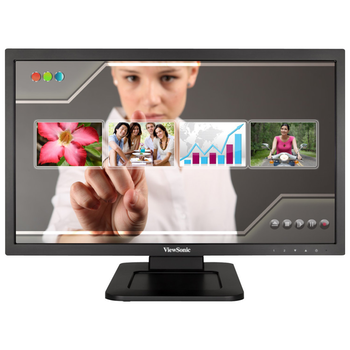 "Product image of ViewSonic TD2220 21.5"" Full HD 5MS LED Touch Screen Monitor - Click for product page of ViewSonic TD2220 21.5"" Full HD 5MS LED Touch Screen Monitor"