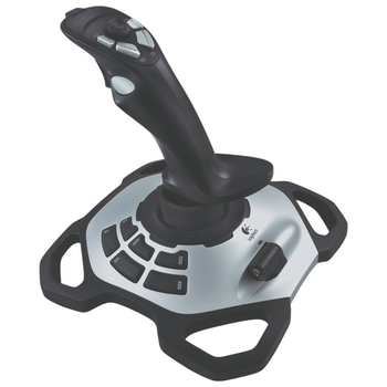 Product image of Logitech Extreme 3D Pro Joystick - Click for product page of Logitech Extreme 3D Pro Joystick