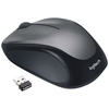 A product image of Logitech M235 Wireless Mouse Black