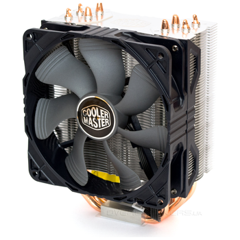 Product image of Cooler Master Hyper 212 X CPU Cooler - Click for product page of Cooler Master Hyper 212 X CPU Cooler