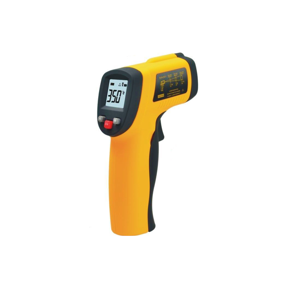 A large main feature product image of Generic Infrared Thermometer with Laser Armpoint