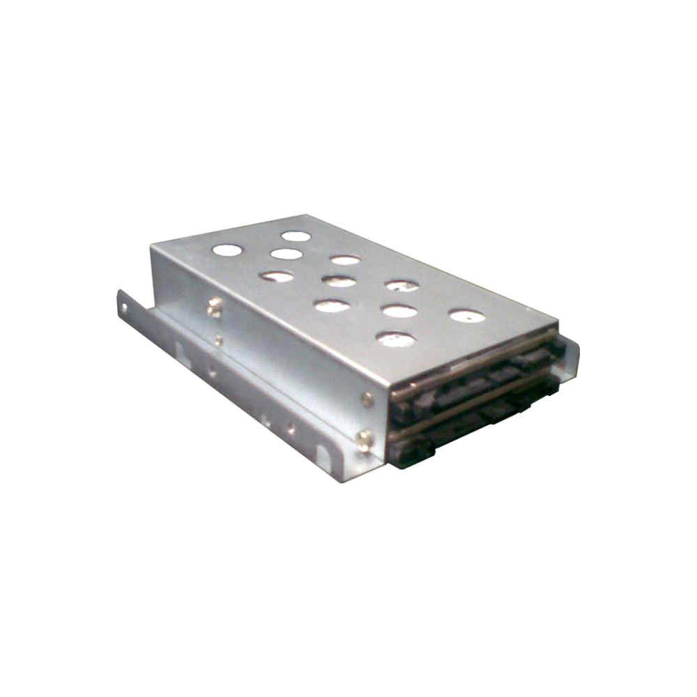 """A large main feature product image of Generic Dual 2.5"""" to Single 3.5"""" Mounting Bracket"""