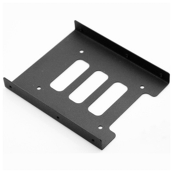 "Product image of Generic 2.5"" to 3.5"" SSD Mounting Bracket - Click for product page of Generic 2.5"" to 3.5"" SSD Mounting Bracket"