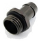 "A small tile product image of XSPC G1/4 10mm 3/8"" Black Chrome High Flow Barb Fitting"