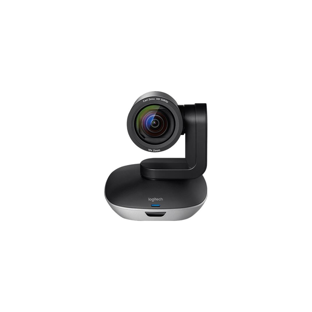 A large main feature product image of Logitech GROUP HD Professional Video Conferencing System