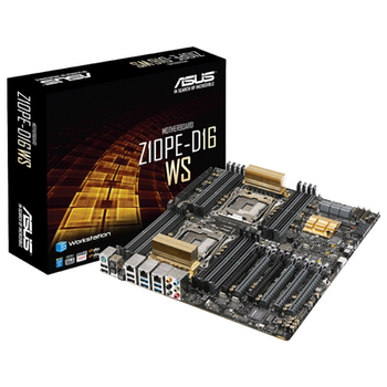 Product image of ASUS Z10PE-D16 WS Dual LGA2011-3 SSI Workstation Motherboard - Click for product page of ASUS Z10PE-D16 WS Dual LGA2011-3 SSI Workstation Motherboard