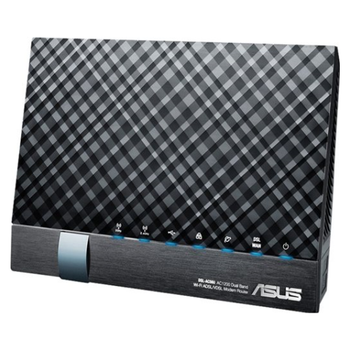 Product image of ASUS DSL-AC56U 802.11ac Dual-Band Wireless-AC1200 Gigabit ADSL/VDSL Modem Router - Click for product page of ASUS DSL-AC56U 802.11ac Dual-Band Wireless-AC1200 Gigabit ADSL/VDSL Modem Router
