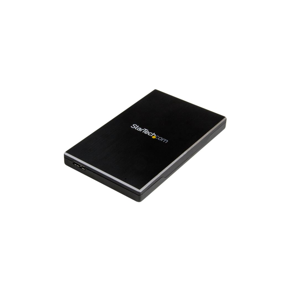 "A large main feature product image of Startech Ultra-fast USB 3.1 2.5"" Enclosure"
