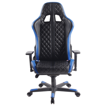 Product image of BattleBull Crosshair Gaming Chair Black/Blue - Click for product page of BattleBull Crosshair Gaming Chair Black/Blue
