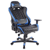A product image of BattleBull Crosshair Gaming Chair Black/Blue