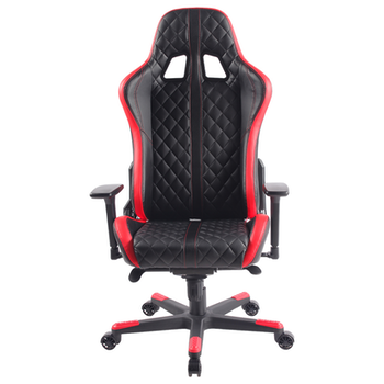 Product image of BattleBull Crosshair Gaming Chair Black/Red - Click for product page of BattleBull Crosshair Gaming Chair Black/Red