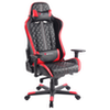 A product image of BattleBull Crosshair Gaming Chair Black/Red