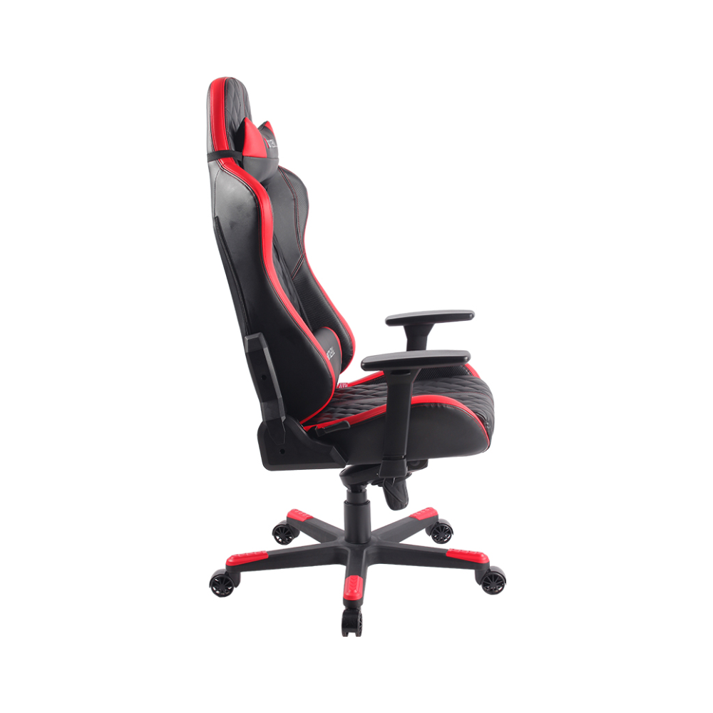 A large main feature product image of BattleBull Crosshair Gaming Chair Black/Red