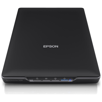 Product image of Epson Perfection V39 Photo A4 Flatbed Scanner - Click for product page of Epson Perfection V39 Photo A4 Flatbed Scanner
