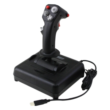 Product image of CH Products F-16 Fighterstick USB Joystick - Click for product page of CH Products F-16 Fighterstick USB Joystick