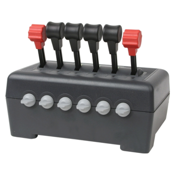 Product image of CH Products Yoke Pedals Quad Throttle Pack - Click for product page of CH Products Yoke Pedals Quad Throttle Pack