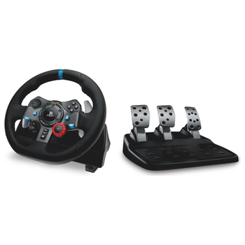 Product image of Logitech G29 Driving Force Racing Wheel for PC and PS4 - Click for product page of Logitech G29 Driving Force Racing Wheel for PC and PS4