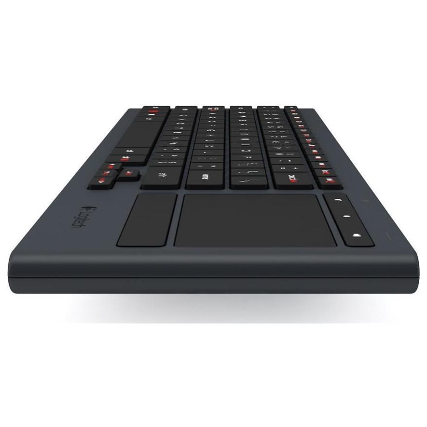 how to add logitech wireless keyboard
