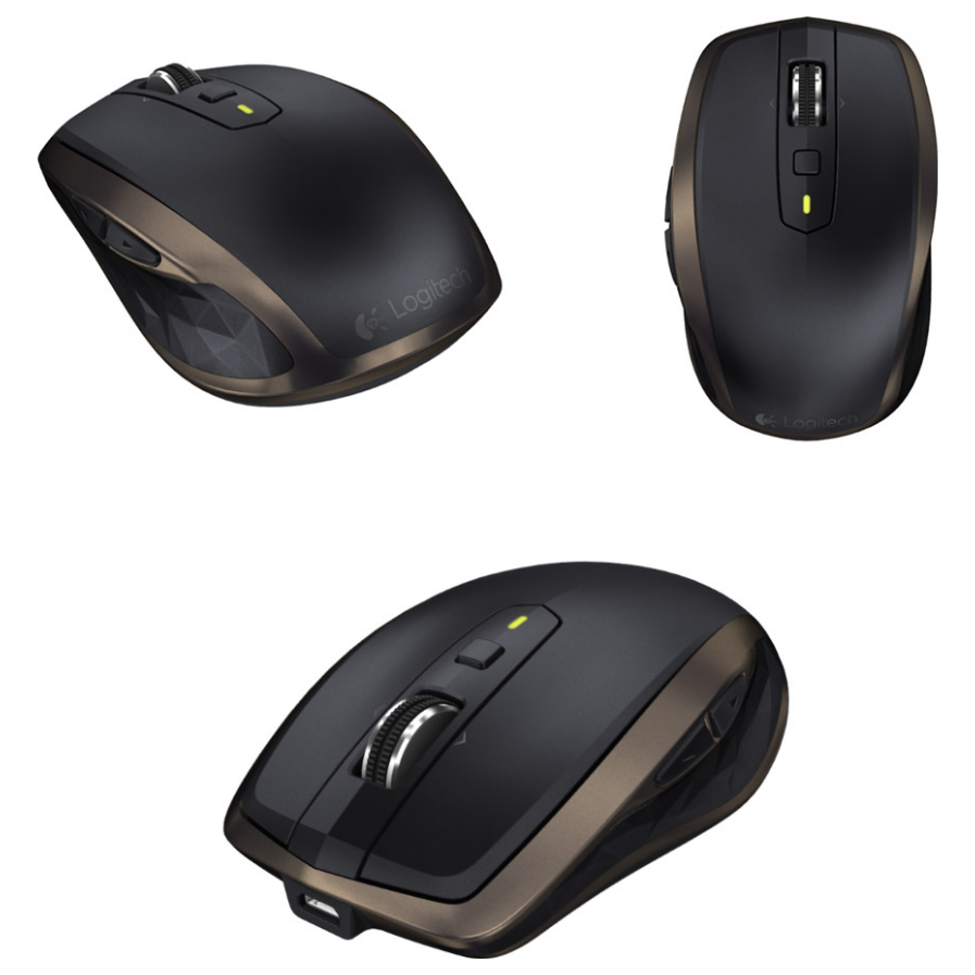 Logitech Mx Anywhere 2 Cordless Mouse 910 004373 Ple