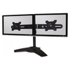 "A product image of Aavara AV-DS200 Freestanding Dual Monitor Stand (up to 24"")"