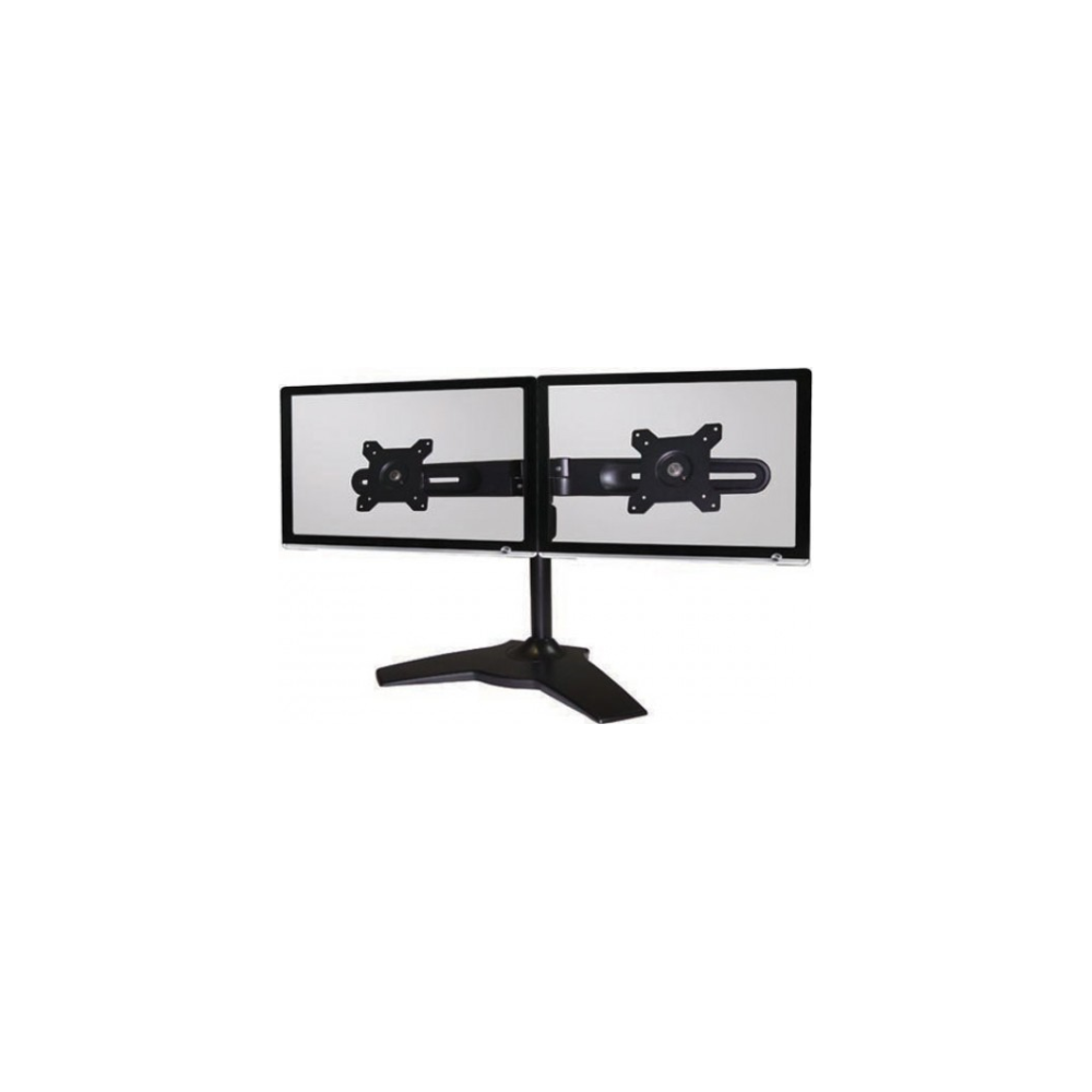 "A large main feature product image of Aavara AV-DS200 Freestanding Dual Monitor Stand (up to 24"")"