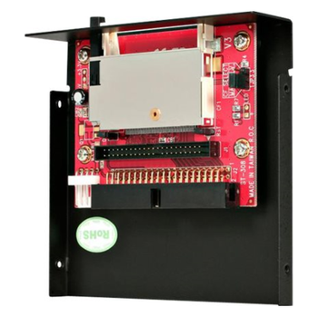 Product image of Startech 3.5in Drive Bay IDE to CF Adapter Card - Click for product page of Startech 3.5in Drive Bay IDE to CF Adapter Card