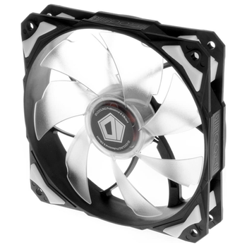 Product image of ID-COOLING PL Series 120mm White LED PWM Fan - Click for product page of ID-COOLING PL Series 120mm White LED PWM Fan