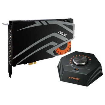 Product image of ASUS Strix Raid Pro 7.1 PCIe Sound Card - Click for product page of ASUS Strix Raid Pro 7.1 PCIe Sound Card