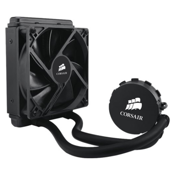 Product image of Corsair Hydro Series H55 AIO Liquid CPU Cooler - Click for product page of Corsair Hydro Series H55 AIO Liquid CPU Cooler