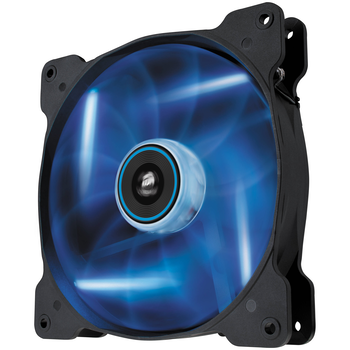 Product image of Corsair SP140 140mm Static Pressure Edition Blue LED Cooling Fan - Click for product page of Corsair SP140 140mm Static Pressure Edition Blue LED Cooling Fan