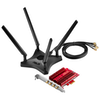 A product image of ASUS PCE-AC88 802.11ac Dual-Band Wireless-AC3100 PCIe Adapter
