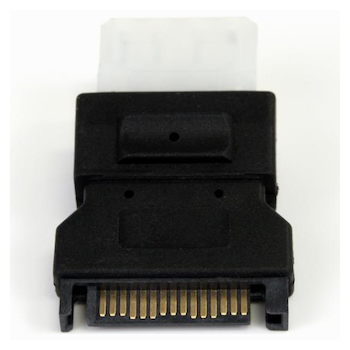 Product image of Startech SATA to LP4 Power Cable Adapter - Click for product page of Startech SATA to LP4 Power Cable Adapter