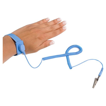 Product image of Startech ESD Anti Static Wrist Strap Band with Grounding Wire - Click for product page of Startech ESD Anti Static Wrist Strap Band with Grounding Wire