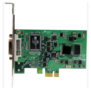 Product image of Startech HD PCIe capture card - HDMI VGA DVI component - 1080P - Click for product page of Startech HD PCIe capture card - HDMI VGA DVI component - 1080P